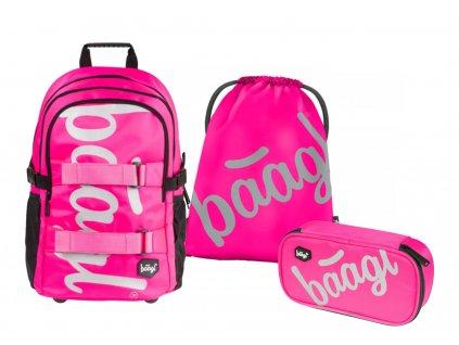 pink baagl