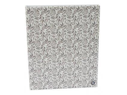 KARIS A4 plast White leaves