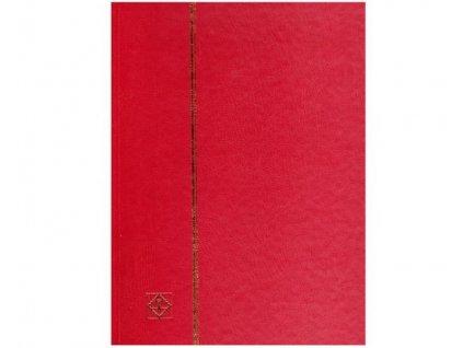 Album na známky A4 16 stran červené