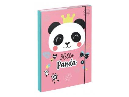 desky na skolni sesity a4 panda 8363 23