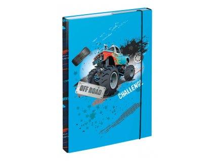 desky na skolni sesity a4 truck 354300 k23