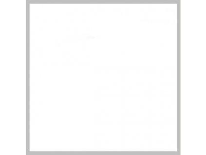 Pěnová guma Foamiran 30x35cm, čistě bílá
