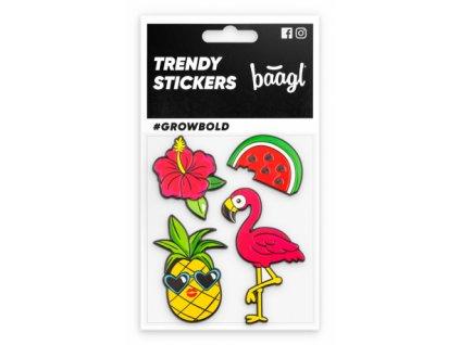 samolepky flamingo 404183 k14