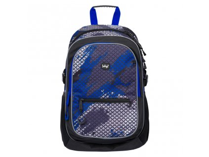 BAAGL Školní batoh Core Paintball