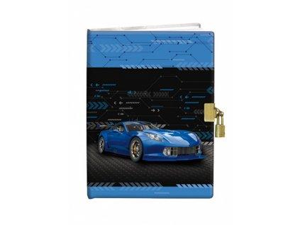 Památník A5 13x18cm se zámkem Best car