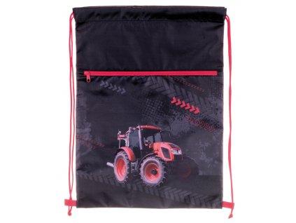 Sáček na cvičky Tractor