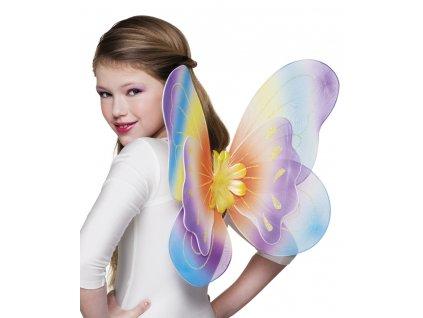 Motýlí křídla, 40 x 50 cm