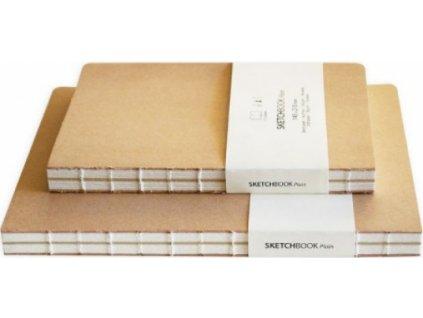 plain sketchbook 112 file drasca 14 5x21cm 2210000000827