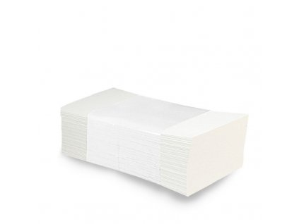papirove rucniky skladane bila 2 vrstve 150ks l