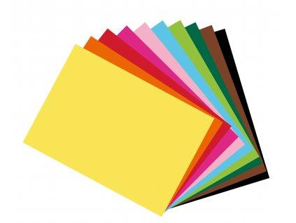 barevny karton mix