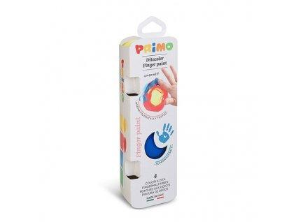 prstove barvy primo sada 6x25ml