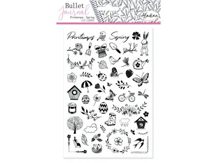 stampo bullet journal jaro