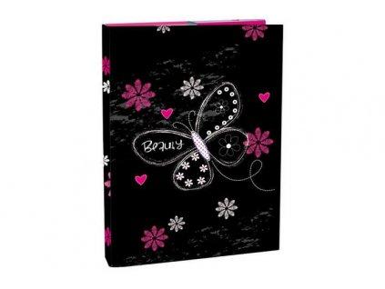 Desky A4 box na sešity Romantic 2