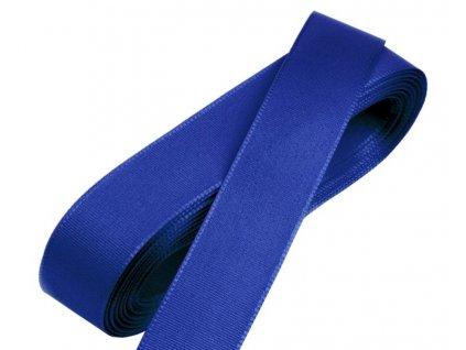 stuha taftova kralovsky modra