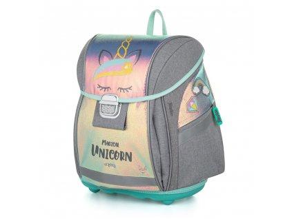 Školní batoh PREMIUM Light Unicorn Iconic