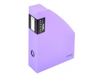 Magazín box PP1mm, Opaline Frosty - fialová