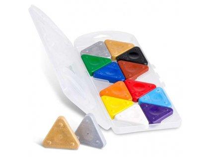 073tri12ap triangoli di cera per bambini morocolor resistenti primo 1