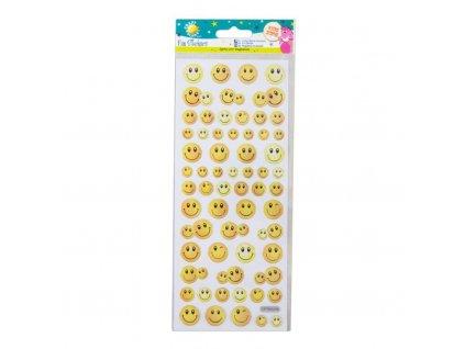 Samolepky Smiley Faces