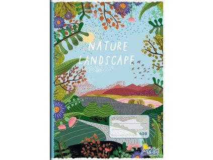 420 LANDSCAPE nature