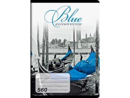 560 TRAVEL blue