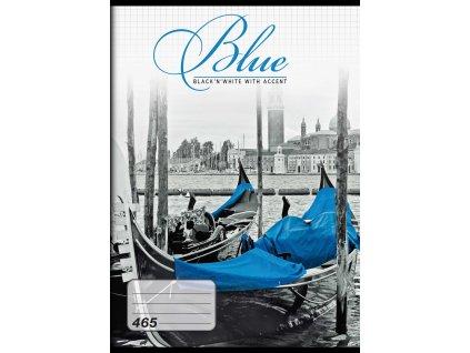465 TRAVEL Blue
