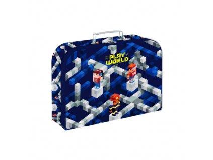 Kufřík lamino 34 cm Playworld