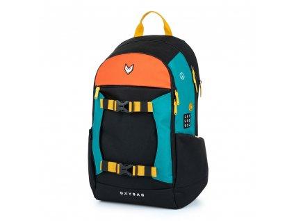 Studentský batoh OXY Zero Color