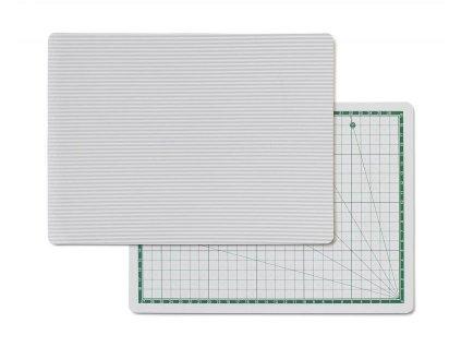Podložka pro řezání a rýhování 30x22 cm, oboustranná
