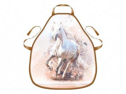 Zástěra Kůň