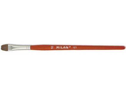 Štětec Milan 0412100 Č.0, plochý