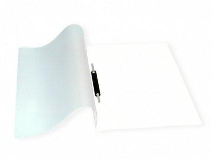 Rychlovazač A4 PP bílá standard