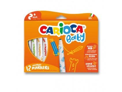 Fixy Carioca 12 ks