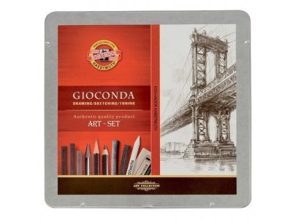 Gioconda Art Set 23 ks