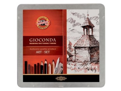 Gioconda Art Set 24 ks