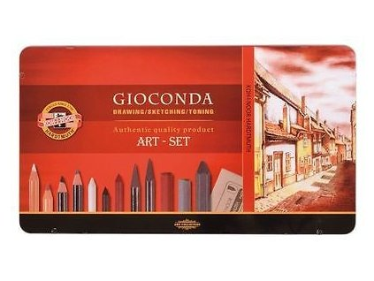 Gioconda Art Set 38 ks