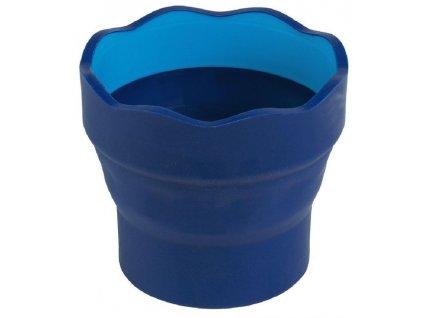 Kalíšek na vodu Faber Castell modrý