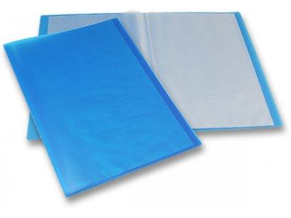 Katalogová kniha Foldermate modrá 40 listů
