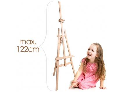 skolni malirsky stojan pro deti sz1 m