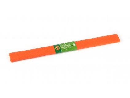 8593539083351 krepový oranž tmavý
