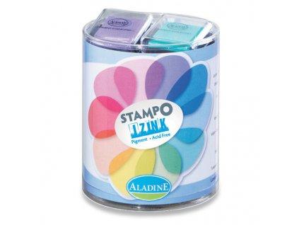 Barevné polštářky Aladine Kit Pastel, 10 ks