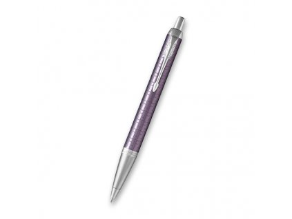 PARKER Royal IM Premium Dark Violet CT -M- blue