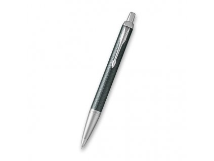 PARKER Royal IM Premium Pale Green CT -M- blue