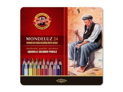 Pastelky Mondeluz 24 ks