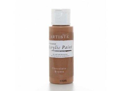 Barva acrylová DO Chocolate brown