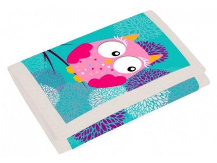 8595096735865 detska textilni penezenka sova karton p p 3 58617 original