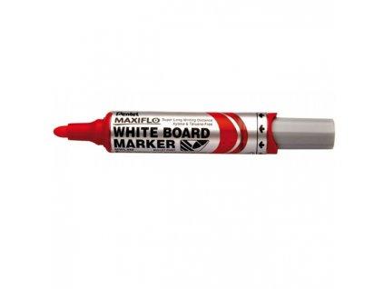 Pentel MAXIFLO značkovač na tabule červený