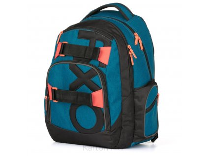 Batoh studentský OXY Style Blue