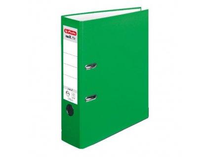 poradac pakovy herlitz a4 80 mm svetle zeleny
