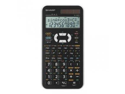 Kalkulačka SHARP EL 506X-WH