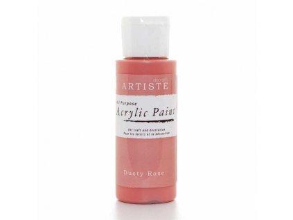 Barva acrylová DO Dusty rose